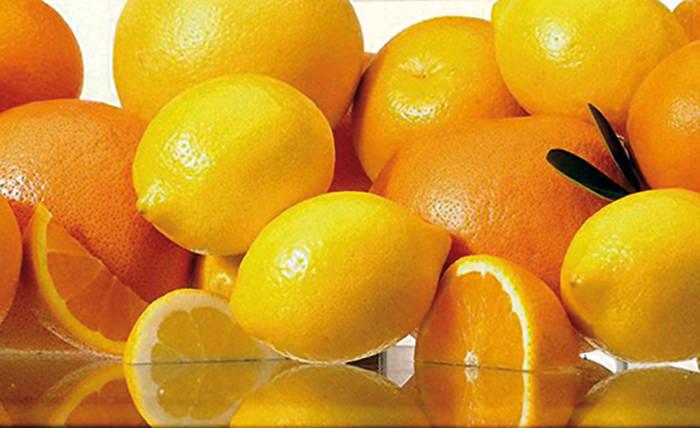 licor de limon y naranja