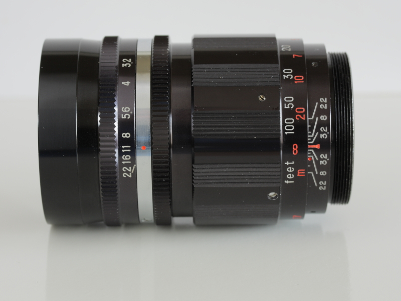 Ver Tema - [VENDIDO] UNITEL 135mm f3.2 (hermano gemelo del TOKUNON)