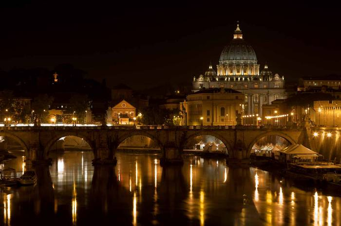 Roma e Milan, Italia y mi vida