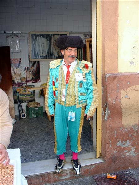 El_torero_y_su_paquete