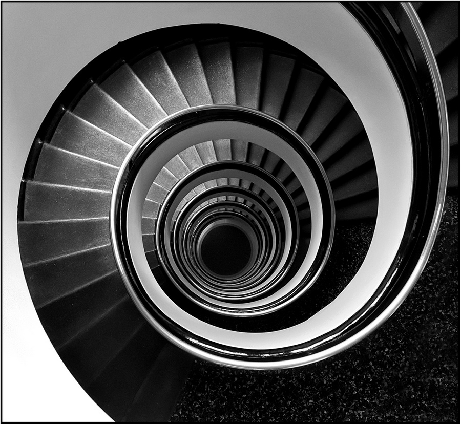Aprendiz Escalera caracol