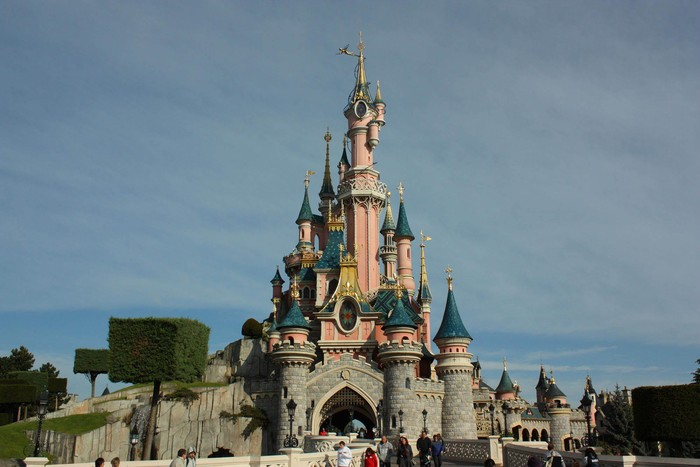 Castillo in Disney - Imagui