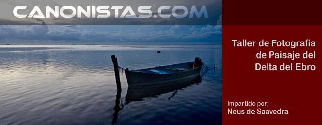 Curso Delta del Ebro