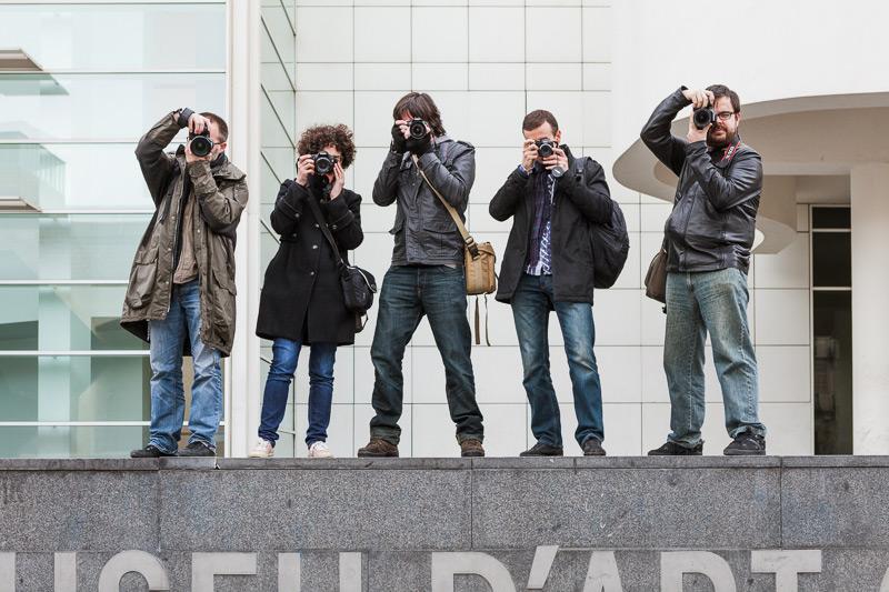 Escuela de  Fotografía con canonistas.com
